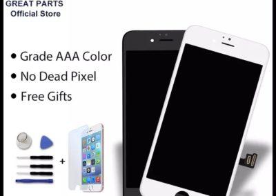 ecran de remplacement iphone 8 avis aliexpress