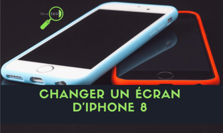Test et avis écran de remplacement pour Iphone 8 Aliexpress