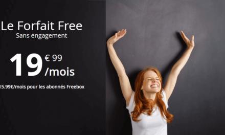Test et avis forfait mobile Free aux États-Unis