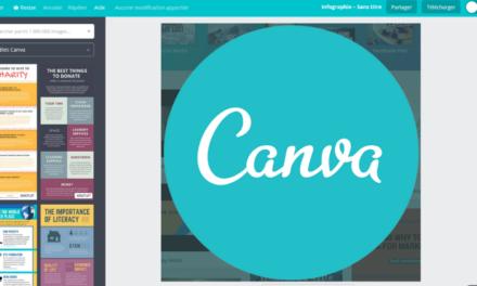 Test et avis version payante Canva logiciel en ligne pour créer vos visuels