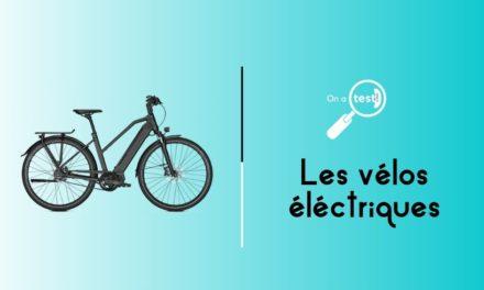 Tests et Avis de Vélo Électrique