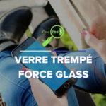Test et avis du verre trempé Force Glass