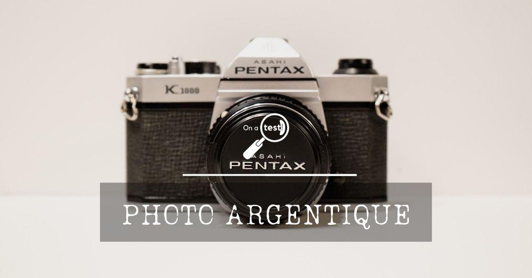 Test et avis photographie argentique