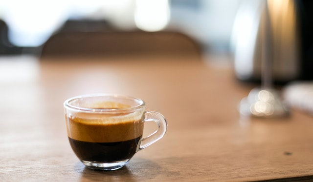 Caffé nespresso avec dosette recyclable