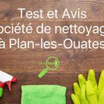 Test et avis société de nettoyage à Plan-les-Ouates