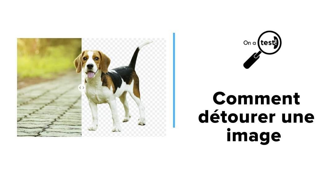 Comment détourer et supprimer des fonds d'image sans Photoshop