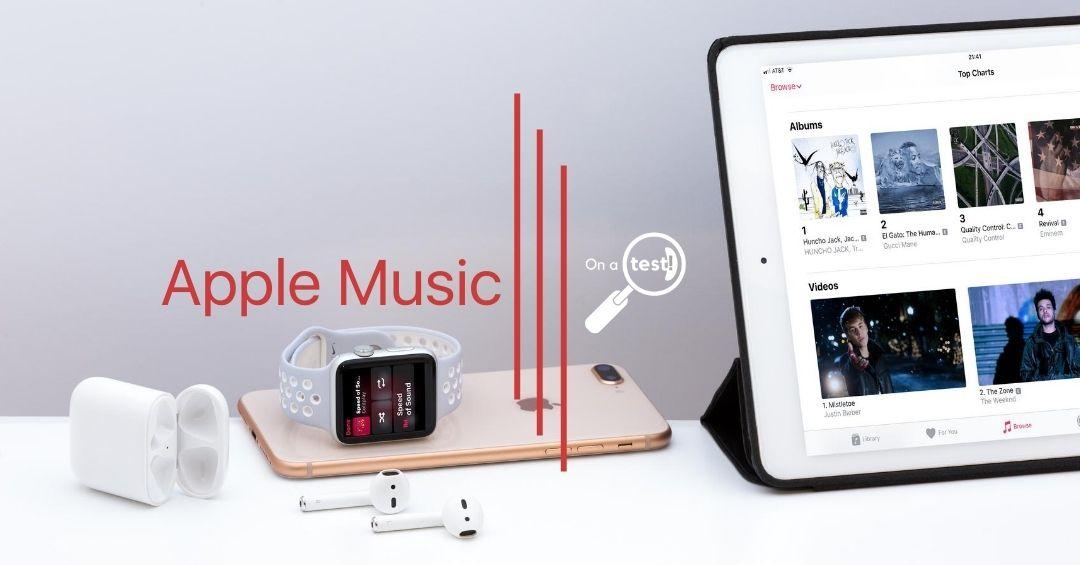 Test et avis Apple Music