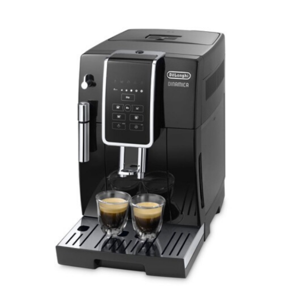 Machine-à-café-Espresso-De-Longhi-Dinamica-café-machine-grains