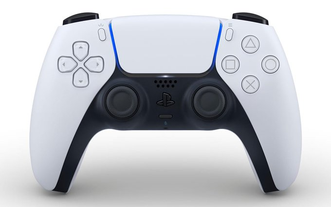 manette ps54 blanche