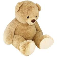 Grosse peluche ours