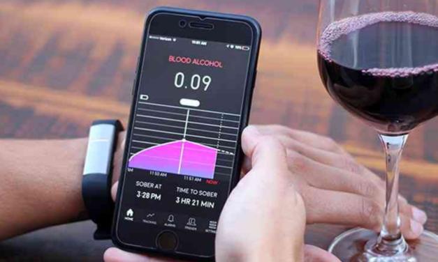 On a testé la montre  qui contrôle le taux d'alcoolémie dans le sang
