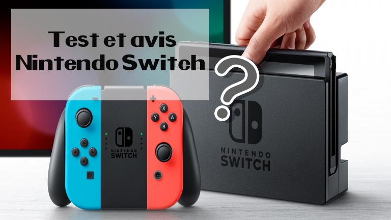 Test de la nintendo switch : voici notre avis !
