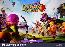 photos du jeu clash of clan