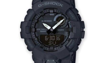 Test et avis : Faut-il acheter la montre sportive Casio G-Shock GBA-800 ?