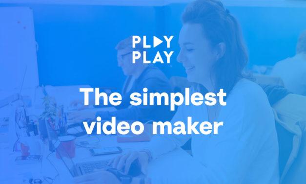 Notre avis sur PlayPlay : une révolution pour les métiers de la communication ?