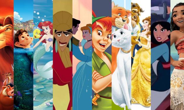 Le TOP 10 des dessins animés à voir absolument sur Disney+