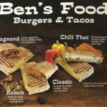 AVis/ test ben's food annecy