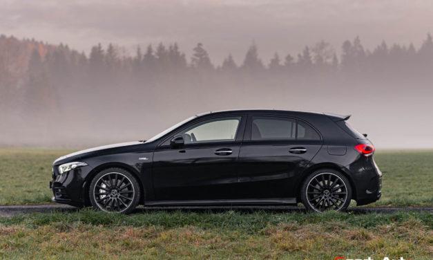 nouvelle Mercedes classe a 2021